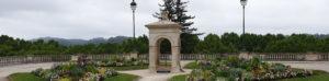 L'emblématique Fontaine Alfred de Vigny à Pau